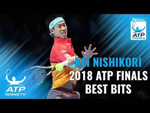 Kei Nishikori: 2018 Nitto ATP Finals Highlights
