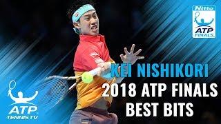 Kei Nishikori: 2018 Nitto ATP Finals Highlights
