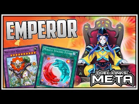 Goyo Emperor! Take Control Of Everything! Your Monster? MY MONSTER! [Yu-Gi-Oh! Duel Links]