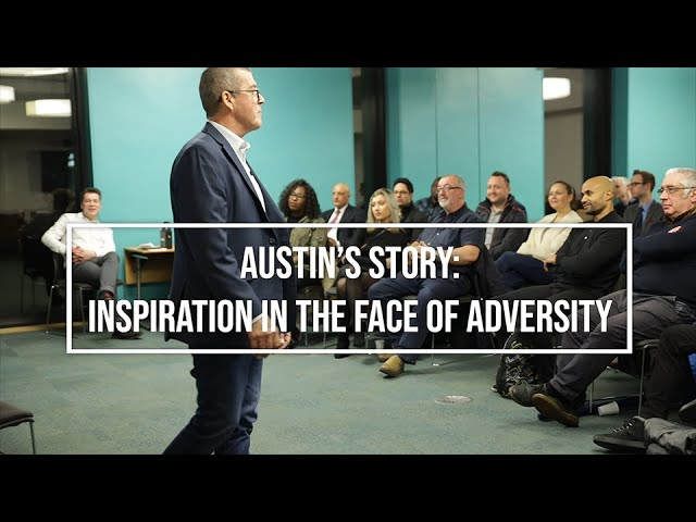 Austin's Story - Inspiration in the Face of Adversity