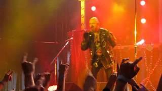 Judas Priest - Pardubice, 8.5.2012