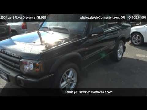 2003 Land Rover Discovery SE - for sale in Bend, OR 97702
