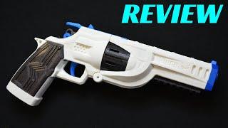 [REVIEW] FR-1 VIPER (A 3-D Printed Nerf Micro Flywheel Short Dart Revolver)