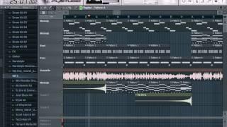FL studio 9 Lil Wayne - My life Remake + Acapella