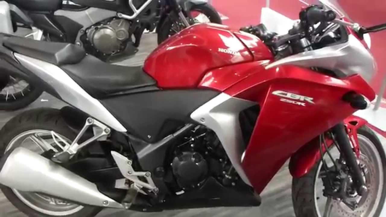 2015 Honda Cbr 250 R 2015 Al 2016 Video Precio Ficha