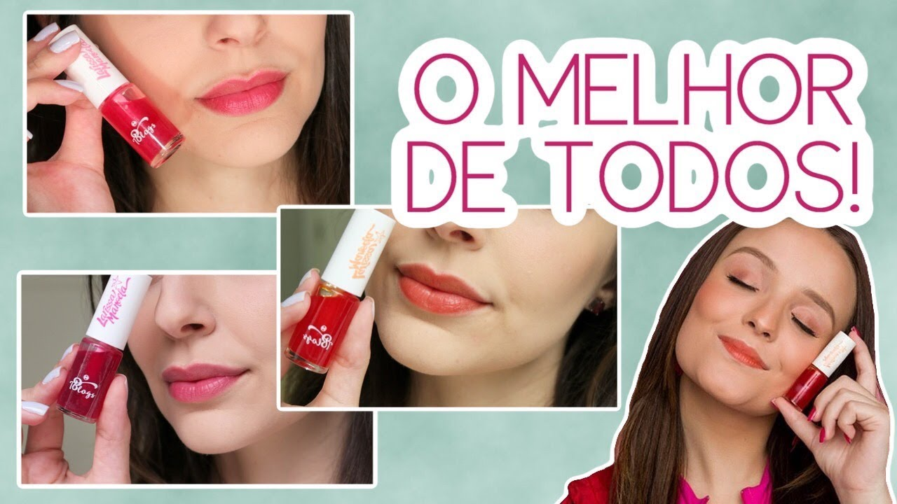 62e091a90fd RESENHA  COLOR TINT LARISSA MANOELA BY TBLOGS - YouTube