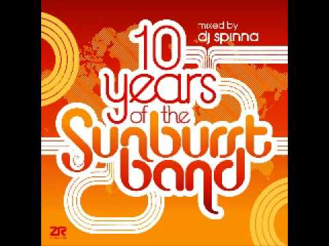 10 Years of the Sunburst Band Mixed by DJ Spinna