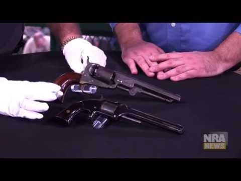 Famous Six Guns: Buffalo Bill & General Sherman