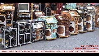Videoke Karaoke Collection 2017 - Berklyn Electronics Quiapo Manila