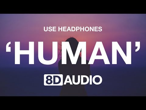 Rag'n'Bone Man - Human (8D AUDIO) 🎧