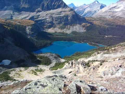 Lake O Hara Alpine Circuit Youtube