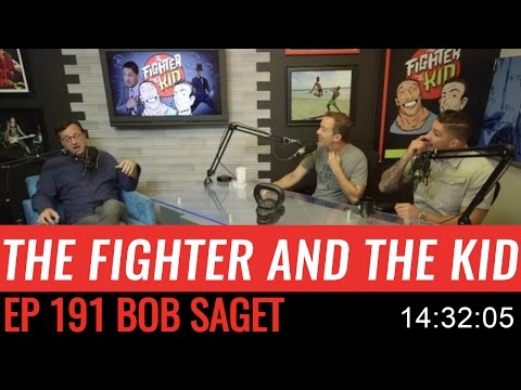 The Fighter and the Kid - Episode 191: Bob Saget