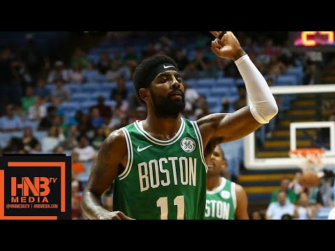 Boston Celtics vs Charlotte Hornets Full Game Highlights | 28.09.2018, NBA Preseason