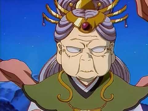 Fushigi Yuugi OVA 1 & 2 Fragments Russian