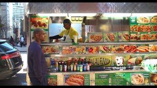The Hidden Economy Behind NYC Street Vending - Cheddar Explains