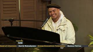 "Jimmy Nevis performs ""Stripper Poles"""