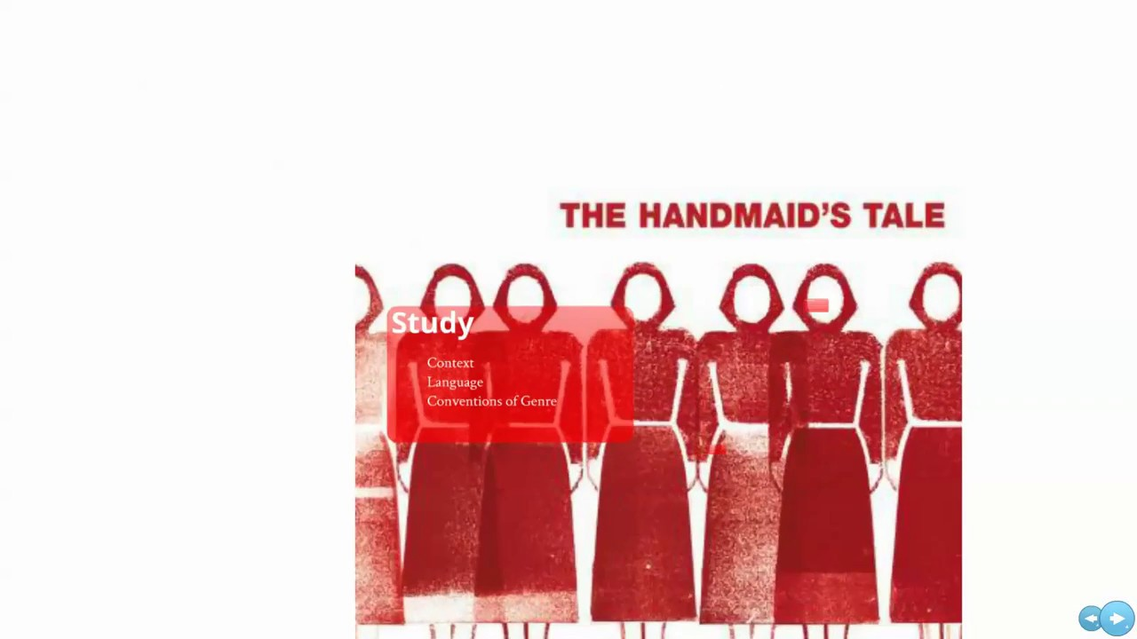 handmaids tale power and control essay Religion as social control in the handmaid's tale  transcript of religion as social control in  the repetitive chanting of the other handmaids was like.