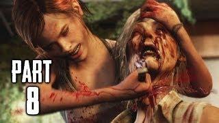 The Last of Us Left Behind Gameplay Walkthrough Part 8 - Death Reel (DLC)