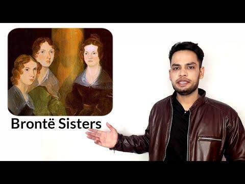 Bronte Sisters Emily Brontë , Anne Brontë, Elizabeth Brontë