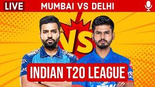LIVE: Mumbai vs Delhi, Final 12-20 Overs - Live Cricket Score, Commentary