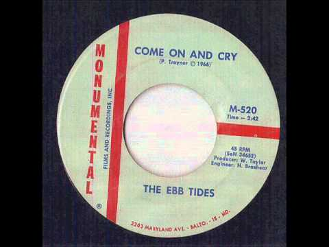 RARE WHITE DOO WOP - The Ebb Tides