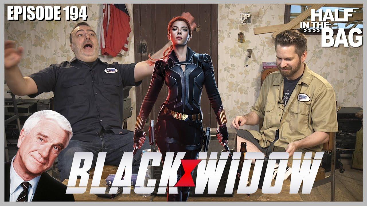 Half in the Bag: Black Widow