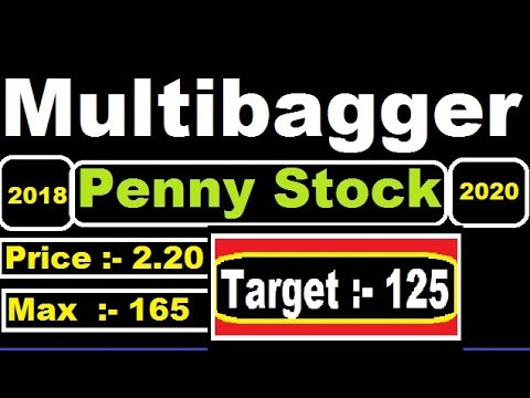 Best Penny Stocks To Invest In 2020 Penny stock below 2 rupees,multibagger penny stock || best stock