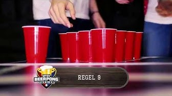 Beer Pong - Regeln