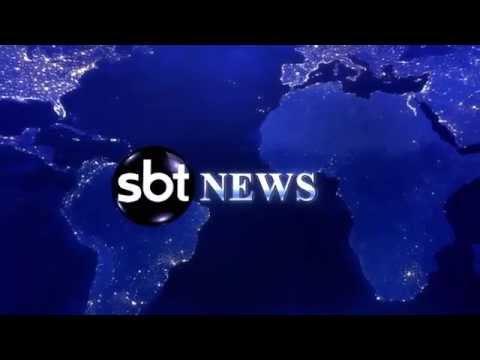 Nova Vinheta SBT News    SBT SC
