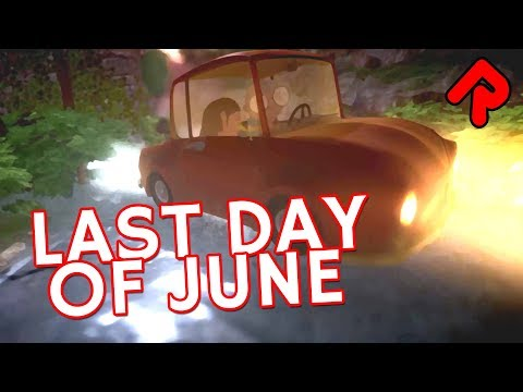 Last Day of June: Emotional cinematic adventure! | Let's play Last Day of June gameplay (PC)