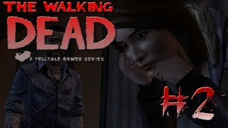 SOMEONE IS STEALING - The Walking Dead - Long Road Ahead PC Walkthrough Gameplay pt.2