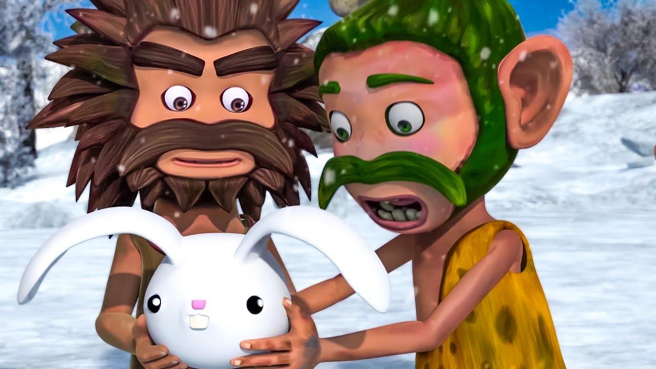 Oko Lele - Episode 39: Frozen - CGI animated short