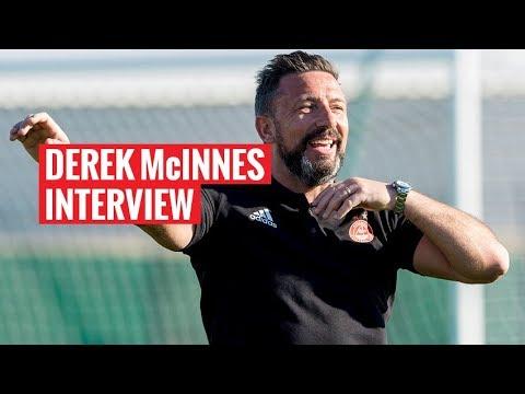 Dons in Dubai | Derek McInnes on day 4