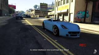 GTA V - Paparazzi - Vídeo Íntimo [PS3 - PT/BR]