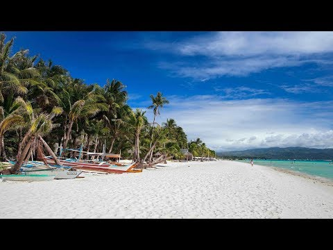 Philippines' Boracay will be closed to tourists for six months