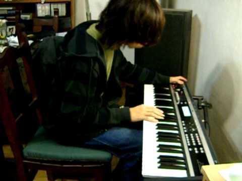 Solo de teclado improvisado by Toni Leys