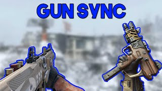 CoD Black Ops 4 Gun Sync Crab Rave by Noisestorm