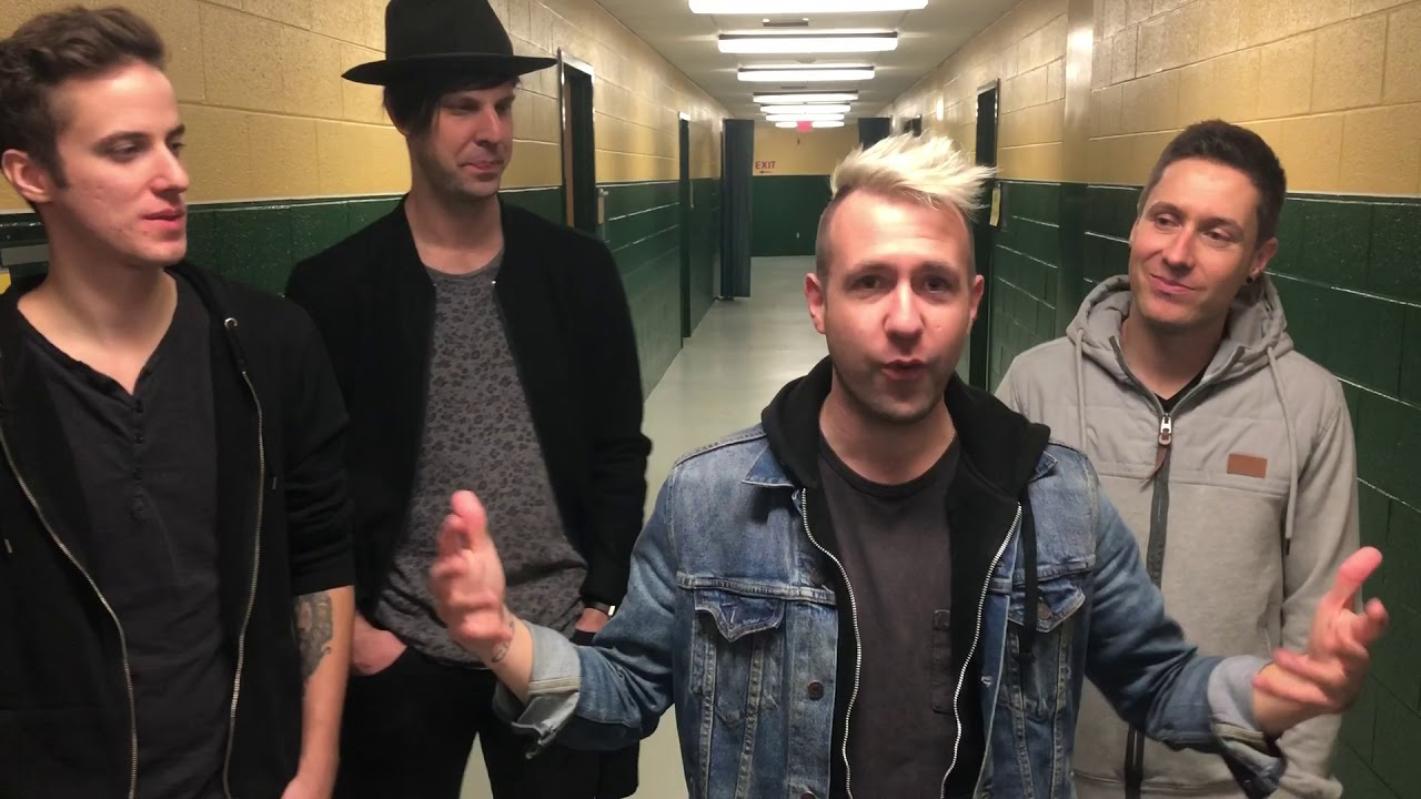 An Interview With Hawk Nelson Following Life Is Very Good