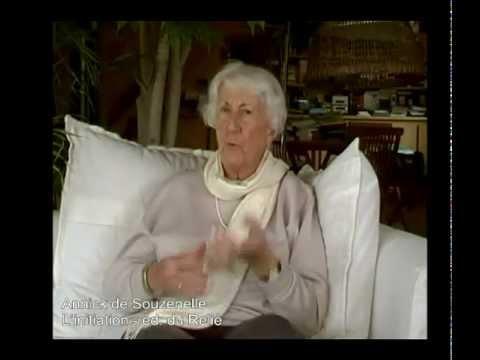 Vidéo de Annick de Souzenelle