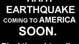 Haiti  earthquake  PEOPLE TRAGEDY ..California is NEXT ON EARTHQUAKE LIST?