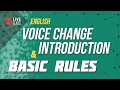 English - Voice Change Introduction and basic rules [SSC | HSC | Admission]