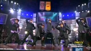 ABDC Top 10 crews & performances