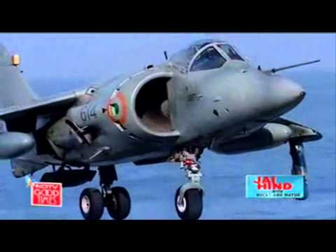 INS Viraat  - Indian Aircraft Carrier ( Video on Request )