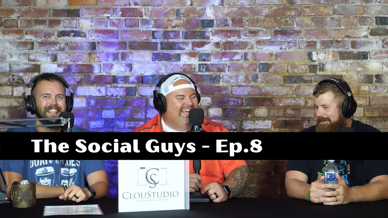 Download The Social Guys Ep. 8 - Vacationing with Josh Deville