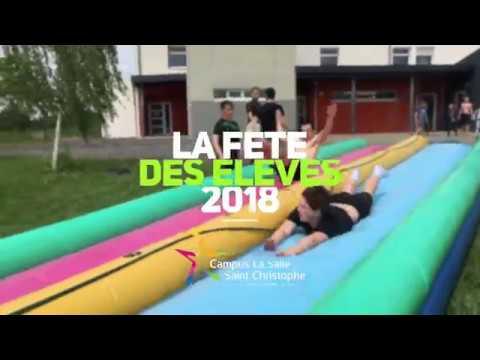 Fête des élèves 2018 - Campus La Salle Saint Christophe