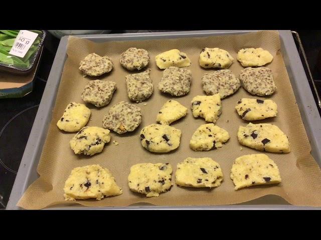 Crunchy Körndl Cookies - Dr.Retzek's Foodblog - schlemmen mit Übergewicht, Diabetes & Krebs