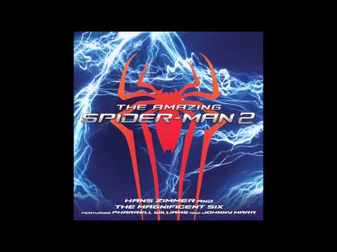 (CD2) The Amazing Spider-Man 2 OST 21 - Electro Suite by Hans Zimmer And The Magnificent Six