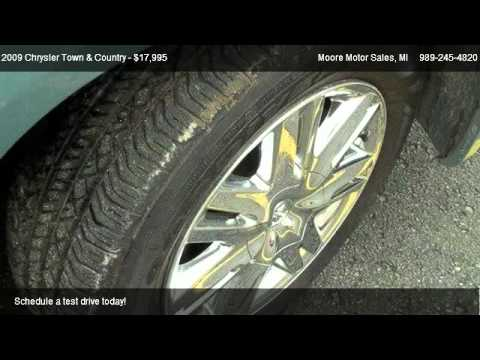 2009 Chrysler Town & Country Limited - for sale in Caro, MI 48723