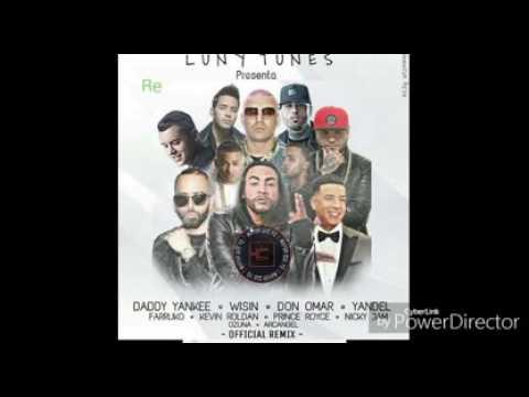 Mayor Que Yo 3 (Remix Oficial) - Ozuna, Arcangel, Farruko, Alexio, Nicky Jam, Yandel & Wisin ,Mas