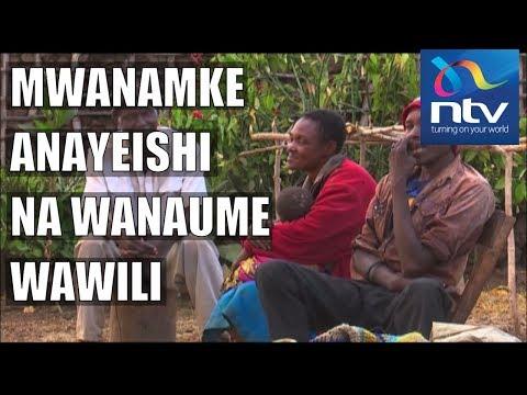 Maisha Ya Ndoa Ya Mke Aliyeolewa Na Waume Wawili